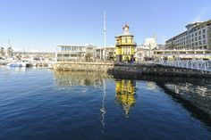 David Gabis Photography Blog: Clock Tower - the Port Captain's Office, Cape Town...