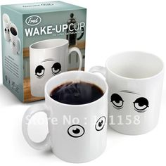 Aliexpress.com : Buy DHL Free Shippping 48pcs/lot Ceramic Wake UP ...