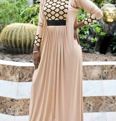 Beautiful Abaya! #abaya