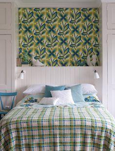 Bedroom Wall Design - alcove