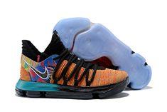 f9a652fd2f50 What The Nike KD 10 PE Kyrie Basketball