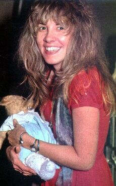 Stevie Nicks, she has always had such a beautiful smile!