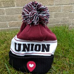 397a3e3b98f Union College Beanie (Black