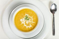 Krémová mrkvičková polievka