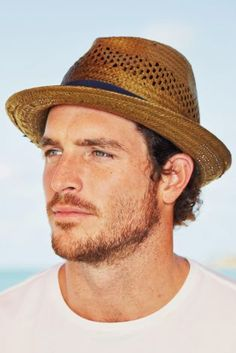 Brown Trilby from Next