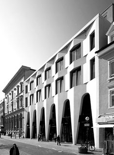 Wohn-, Büro- und Geschäftshaus Karlsruhe | Lederer Ragnarsdóttir Oei