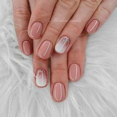 40 brand new designs for short nails not to be missed in spring and summer, ., 40 brand new short nail designs not to be missed in spring and summer 16 fantastic trendy nail art ideas for 2019 - recipes - # gorgeous # for Gel Nails, Acrylic Nails, Nail Polish, Nails Inc, Shellac, Manicure For Short Nails, Stiletto Nails, Trendy Nail Art, Stylish Nails