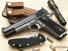 Guns By Jason Burton - heirloomprecision.com