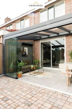 Idea, methods, as well as overview with regard to receiving the most effective result and also making the maximum perusal of Outdoor Landscaping Ideas. House Extension Plans, House Extension Design, Garden Room Extensions, House Extensions, Backyard Patio Designs, Pergola Patio, Patio Awnings, Modern Pergola, Patio Ideas