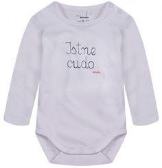 Body z długim rękawem dla niemowlaka N52M064_1