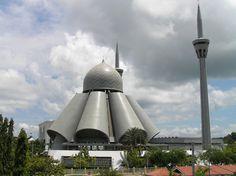 An-Nur Jamek Mosque Malaisie