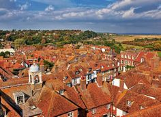 The Rooftops of Rye / Sep.