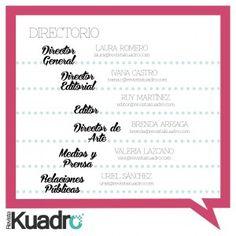 Revista Kuadro | El mundo de la música en una revista
