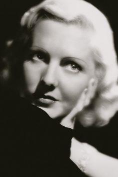 A gorgeous shot of Jean Arthur.