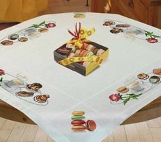 bordado | Belimach Table Tips