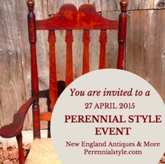 Sign up today for perennialstyle.com events!