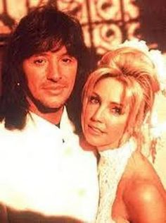 Heather Locklear & Richie Sambora - (divorce) Wedding
