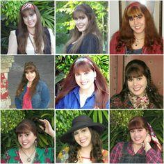Denise's Planet | DenisesPlanet.com  50 wearable hairstyles for long hair
