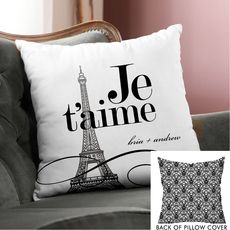 Vintage Throw Pillow Cover