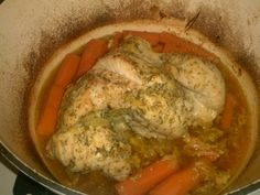 Dutch Oven - Herb Turkey