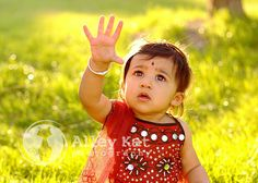 adorable indian baby