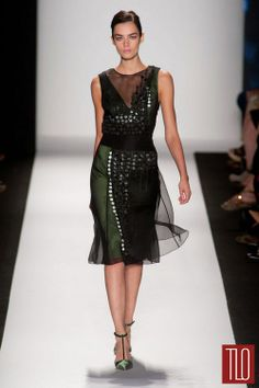 Carolina Herrera Spring 2014 Collection | Tom & Lorenzo Fabulous & Opinionated