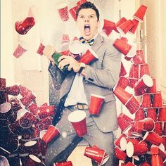 Jimmy Tatro... i want a man with his swag
