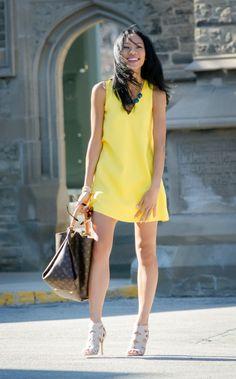BlasianGurl, Victoria Kristine, Fashion Blog, Blogger, Toronto Blogger, Fashion Blogger, Make Lemonade, Tunic, Hart House, Toronto, Alice & Olivia, Canada, Lookbook, Style, Nine West, Shoes, Louis Vuitton, Design