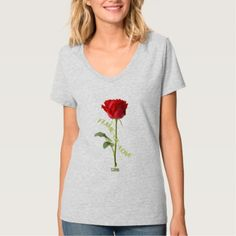 #Flame Just Because Love Greeting by Kat Worth T-Shirt - #Xmas #ChristmasEve Christmas Eve #Christmas #merry #xmas #family #kids #gifts #holidays #Santa