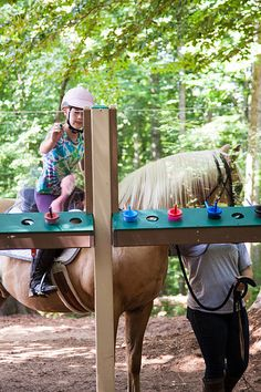 The Discovery Trail at Rocky Creek is an equine-accessible, multi-dimensional outdoor sensory experience intended to set an example as a best-in-class facility for experiential therapy and learning. Suited for all ages and abilities.  © The Discovery Trail at Rocky Creek // www.rcdiscoverytrail.org