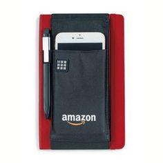 Moleskine Tool Belt for notebooks, includes 1 zippered pocket for valuables | Minimum order 25, $37.48 - $24.98 ea.