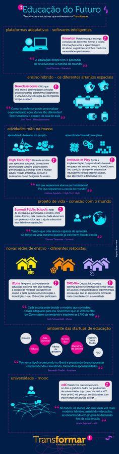 Infográfico resumo Tranformar 2013