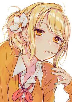 Do guys like kawaii girls? Anime Girls, Kawaii Anime Girl, Anime Art Girl, Nalu, Fairytail, Photo Manga, Anime Lindo, Chica Anime Manga, Wow Art