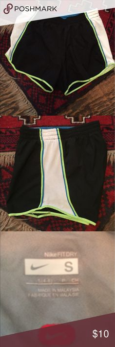 NIKE shorts like new! NIKE DRIFIT shorts.  Barely worn Nike Shorts