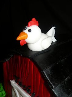 Chicken by Karen's kakes, via Flickr