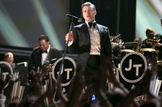 Justin Timberlake brings his sexy self back with Grammys performance