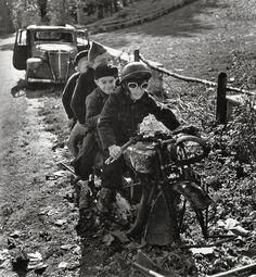 Robert Capa - France, October 1944