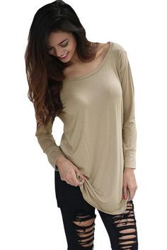 b2f1c8e72f Explosion models Women s T-shirt spring and summer new openwork lace hollow  out long-sleeved solid T-shirt