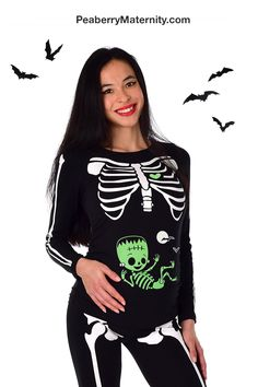 Maternity tshirts, maternity clothes, wholesale maternity t-shirts, wholesale maternity blanks. Halloween Costumes Pregnant Women, Halloween Pregnancy Shirt, Pregnancy Costumes, Maternity Halloween, Creative Halloween Costumes, Pregnancy Shirts, Halloween Shirt, Maternity Shirts, Maternity Costumes