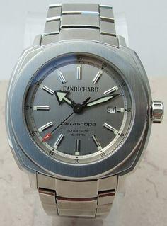 JeanRichard Terrascope Watch Review