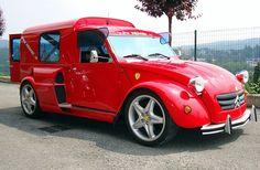 Ferrari 2 CV Nimik (2009)