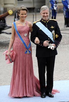 King and Queen of Belgium