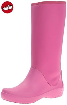 Wellie Rain Boot, Femme Bottes, Rose (Fuchsia/Ultraviolet), 36-37 EUCrocs