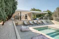 Villa, Patio, Vacation, Contemporary, Outdoor Decor, Home Decor, Vacations, Decoration Home, Terrace