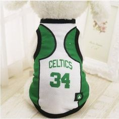 CoCocina Dog Clothes Football TShirt Dogs Costume National Soccer World Cup Fifa Jersey For Pet Celtics Xl *** Read more evaluations of the product by visiting the link on the image. (This is an affiliate link). Dog Vest, Vest Coat, Dog Shirt, Cheap Dog Clothes, Green Costumes, Lightin The Box, Football Outfits, Chiffon Dress Long, Basketball Uniforms