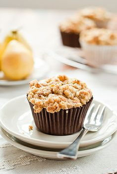 Ginger and pier muffin by Sarka Babicka Photography, via Flickr