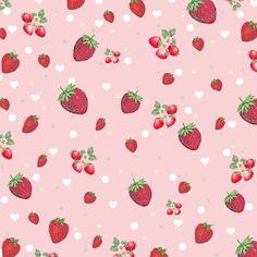 **FREE ViNTaGE DiGiTaL STaMPS**: Free Digital Scrapbook paper - Kitschy Strawberry Collage