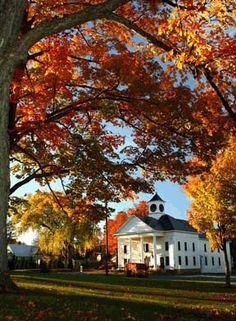 Danville, Vermont....the happiest and cutest place on earth! :) :)
