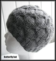 Butterfly hat Pattern you can down load from : http://www.ravelry.com/patterns/library/butterfly-hat