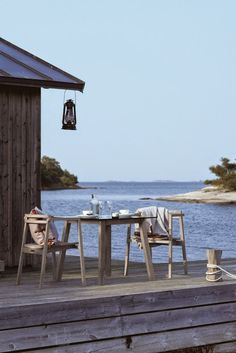 Summer cottage in the archipelago Cottages By The Sea, Beach Cottages, Boho Deco, Haus Am See, Beach Cottage Style, Beach House, House By The Sea, Lake Life, Coastal Living